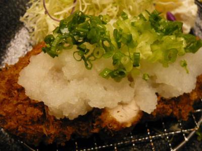 赤坂「和定食の店 松之家」6