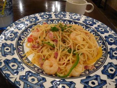 タパス タパス「辛口スパゲッティ」