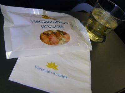 ベトナム航空 成田→ハノイ4