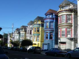 サンフランシスコの街散策48
