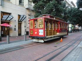 サンフランシスコの街散策52