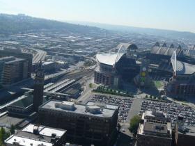 シアトルの街観光69