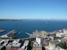 シアトルの街観光70