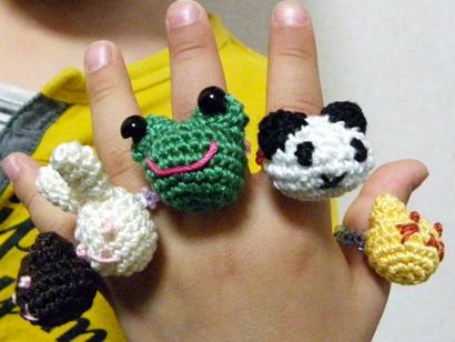 お子様用指輪