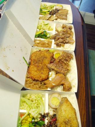 台湾のお弁当事情04