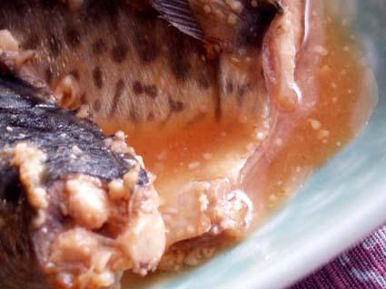 大人風味★サバの味噌コチュジャン煮02