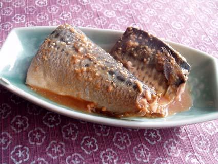 大人風味★サバの味噌コチュジャン煮03