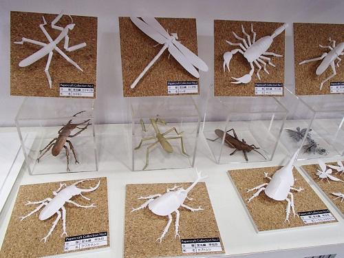 昆虫クラフト (1)