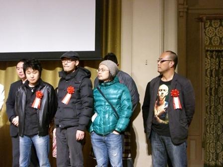 アジアンミーティング大阪の監督たち