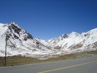 7000m級の山々