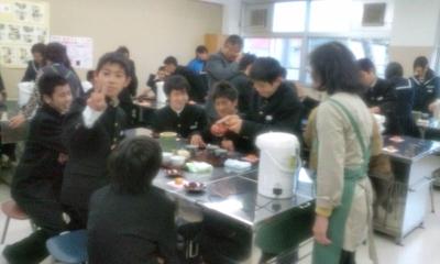 中学お茶会