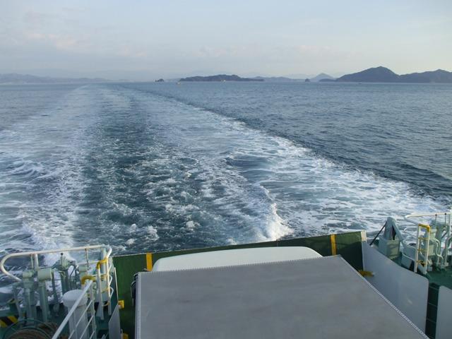 DSCF1487 帰路の船旅 W