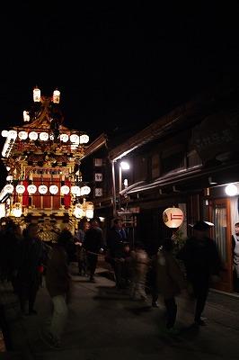 高山祭 夜祭2