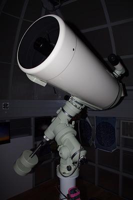 コスモス天文台 天体望遠鏡