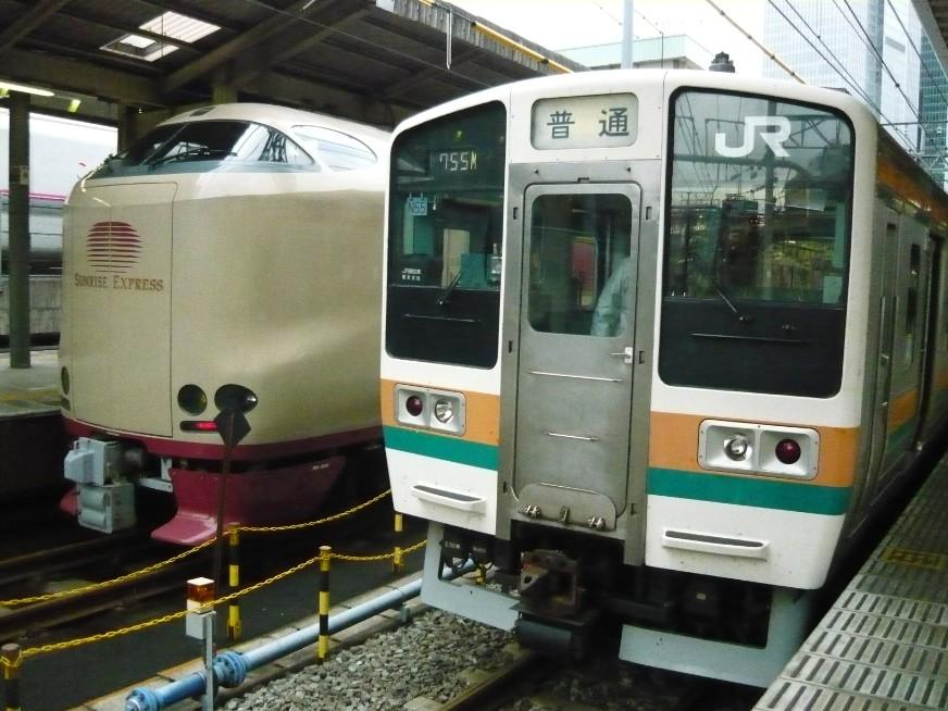 東京にて。