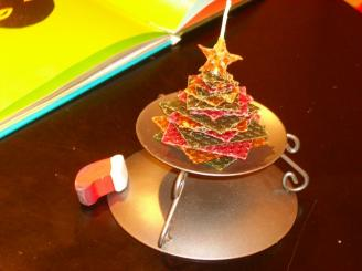 アロマキャンドル クリスマス