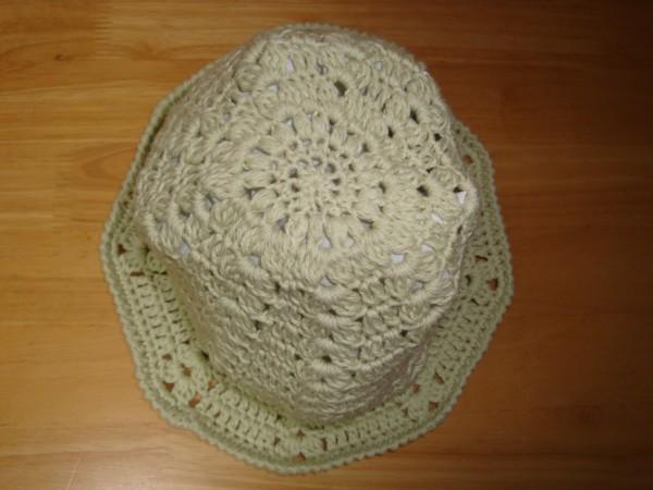 帽子です。