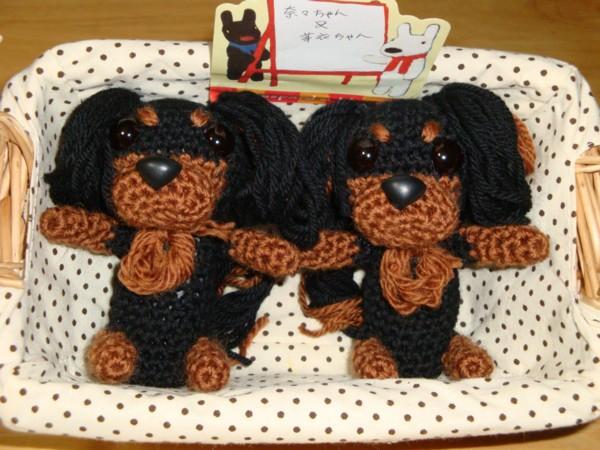 編み犬奈々・芽衣