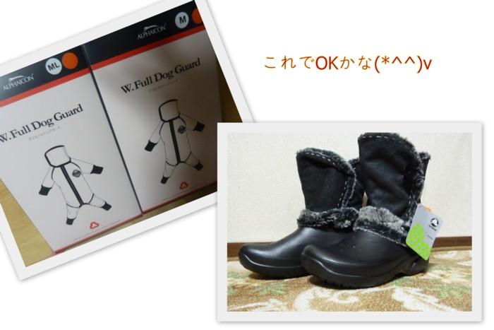 2靴&Wフル