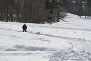2013年3月ひるがの橇練習 006