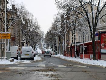 郊外も除雪してよ~