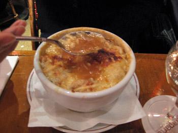オニオン・グラタン・スープ