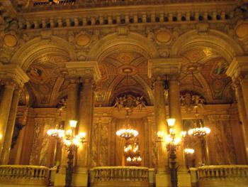 オペラ座の階段