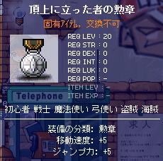 20100308頂上勲章