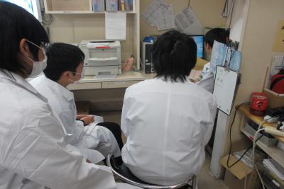 医師体験④