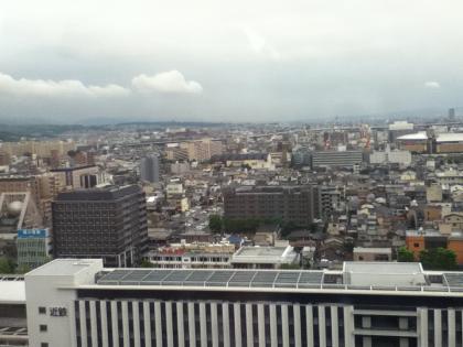 京都駅展望台
