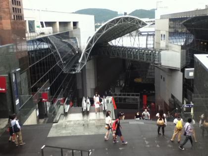 京都駅展望台 2