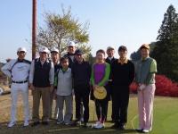 祥のゴルフ親睦会