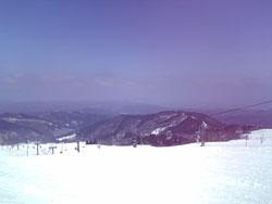 春スキー2