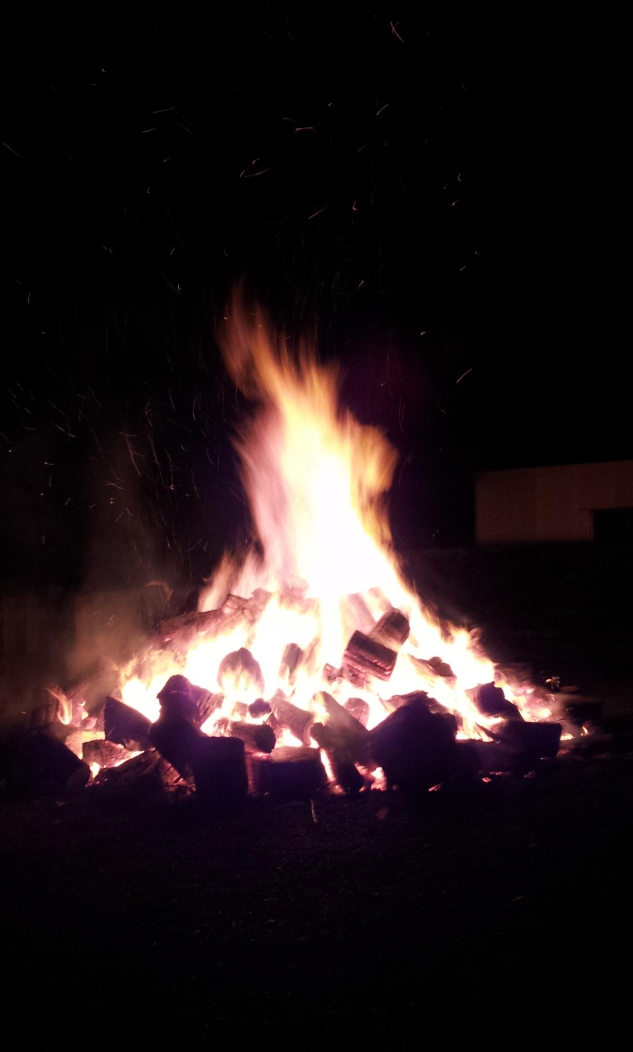 2013火焚き祭り