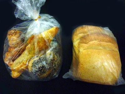 パン工場直売品(B級品)