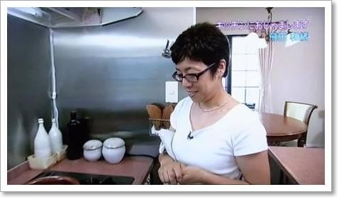 飛田和緒さん キッチン
