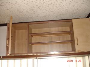 既存の吊り戸棚