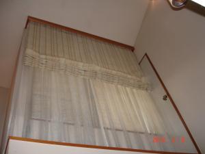 プレーンシェードカーテン2