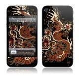 GELASKINS【 Dragon 】 iPhone4 保護スキンシール