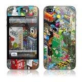 GELASKINS【 NYC  】 iPhone4 保護スキンシール