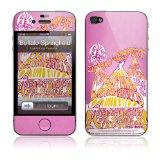 iPhone 4 スキンシール【GELASKINS】Buffalo Springfield