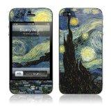 GELASKINS【 StarryNight  】 iPhone4 保護スキンシール