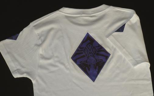 ダイヤ‐サソリTシャツ