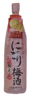 にごり梅酒1800ml