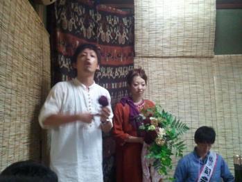 結婚披露宴 by ひろ