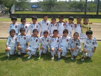 亀の子サッカー大会!