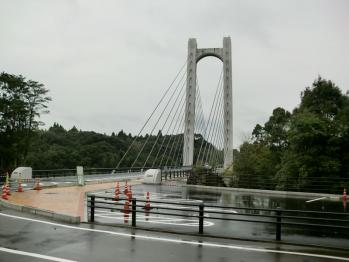 曽木の滝の橋