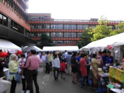 国際交流まつり2010 金沢市