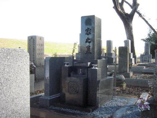 枇杷庄墓TM様