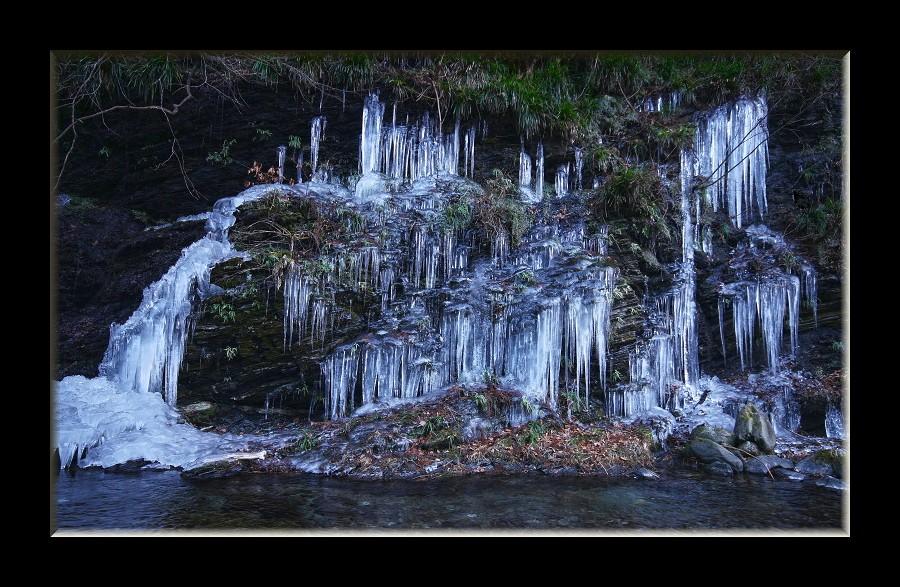 氷のステージ